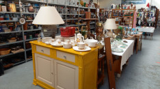 Ressourcerie brocante recyclerie